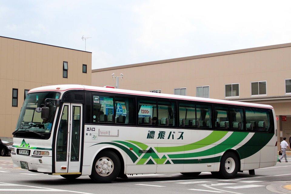 濃飛バス か56