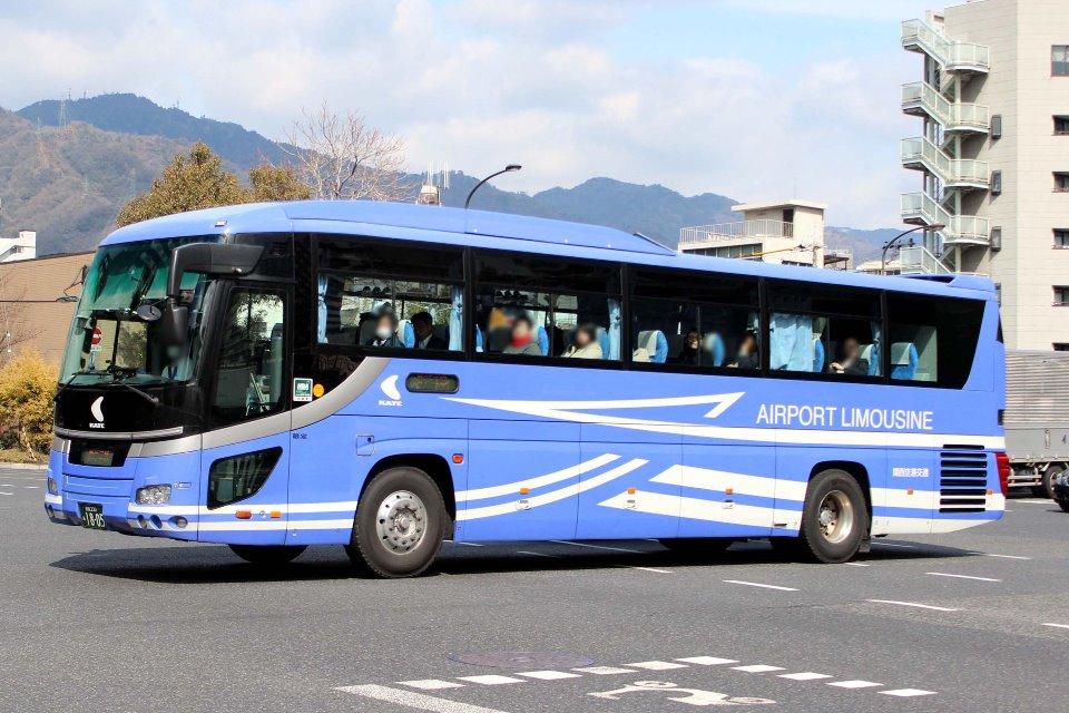 関西空港交通 あ1805