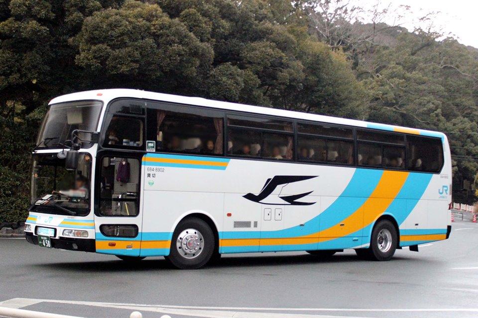 JR四国バス 684-8902