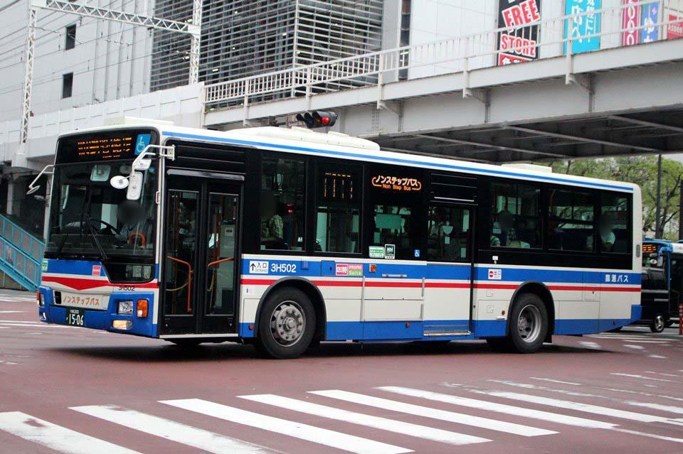 川崎鶴見臨港バス 3H502