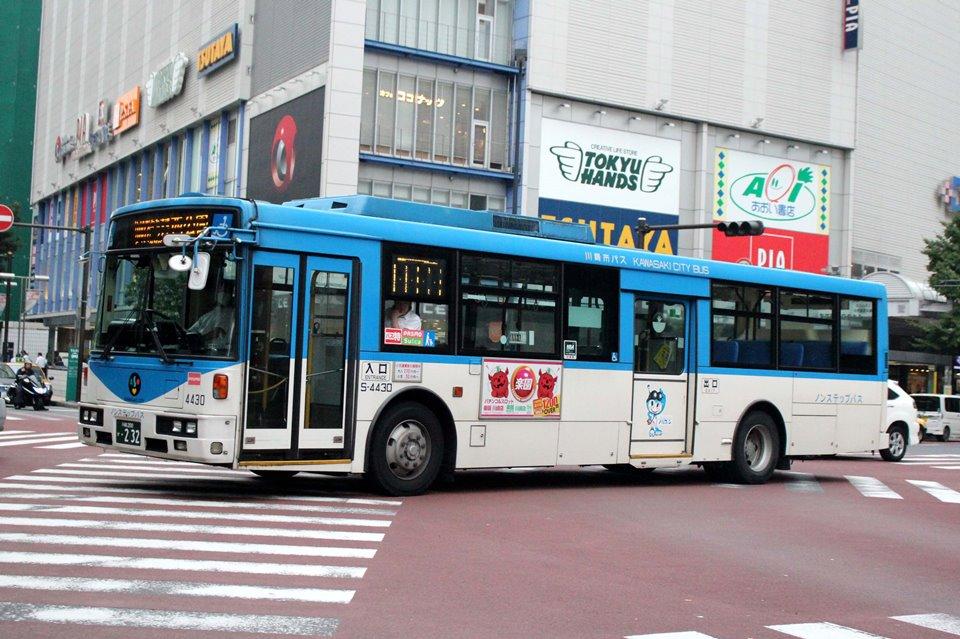 川崎市交通局 S-4430