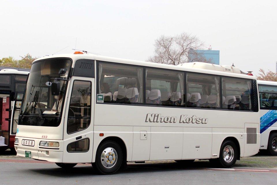 日本交通 693
