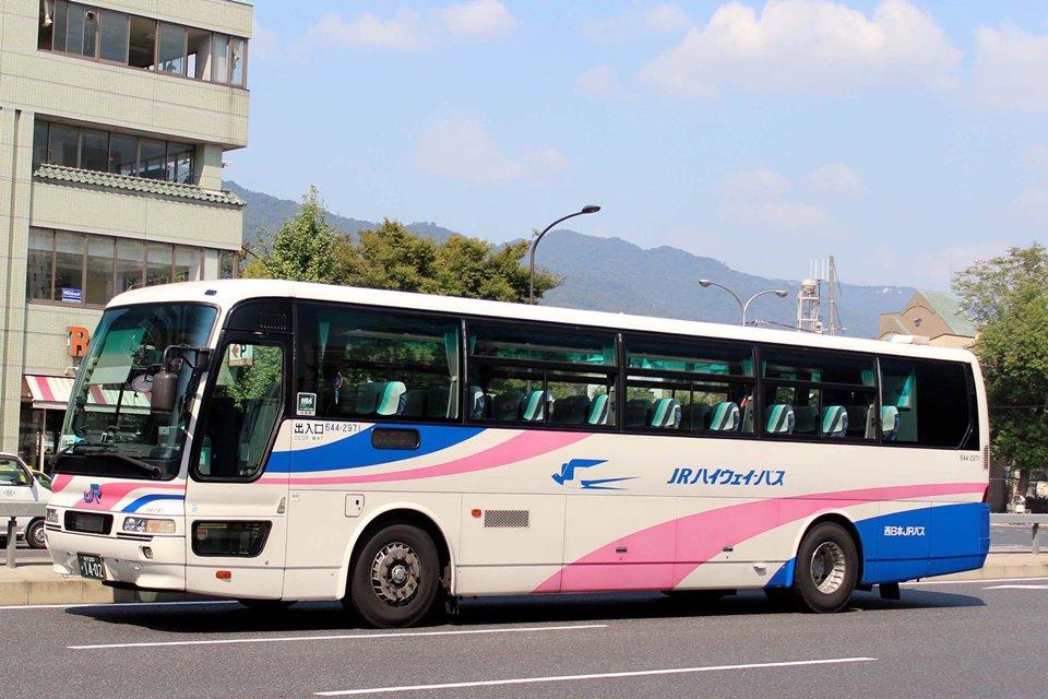 西日本JRバス 644-2971
