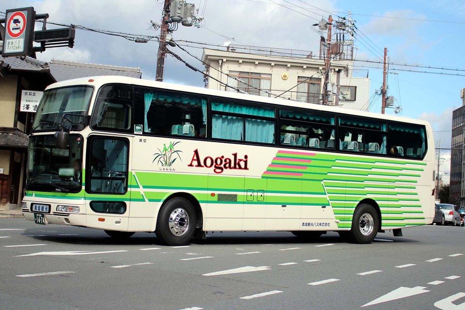 青垣観光バス か1474