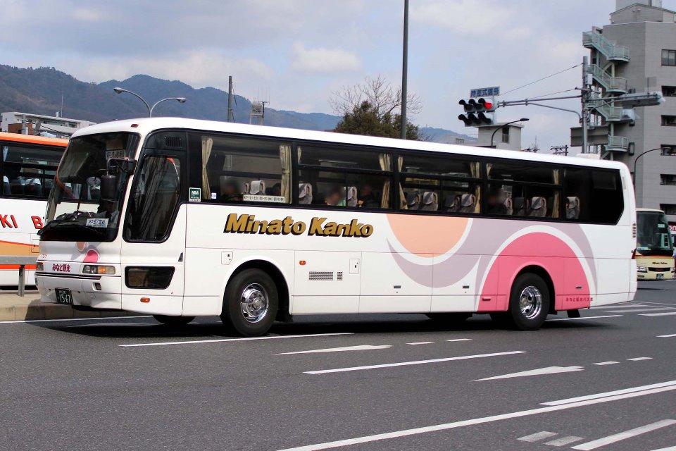 みなと観光バス 701