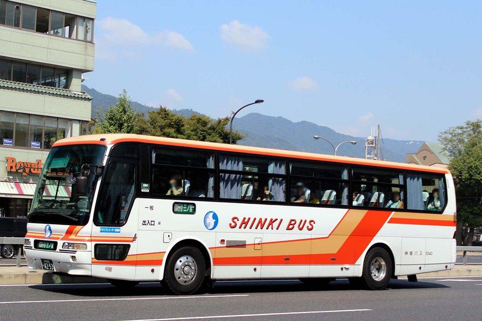神姫バス 5340