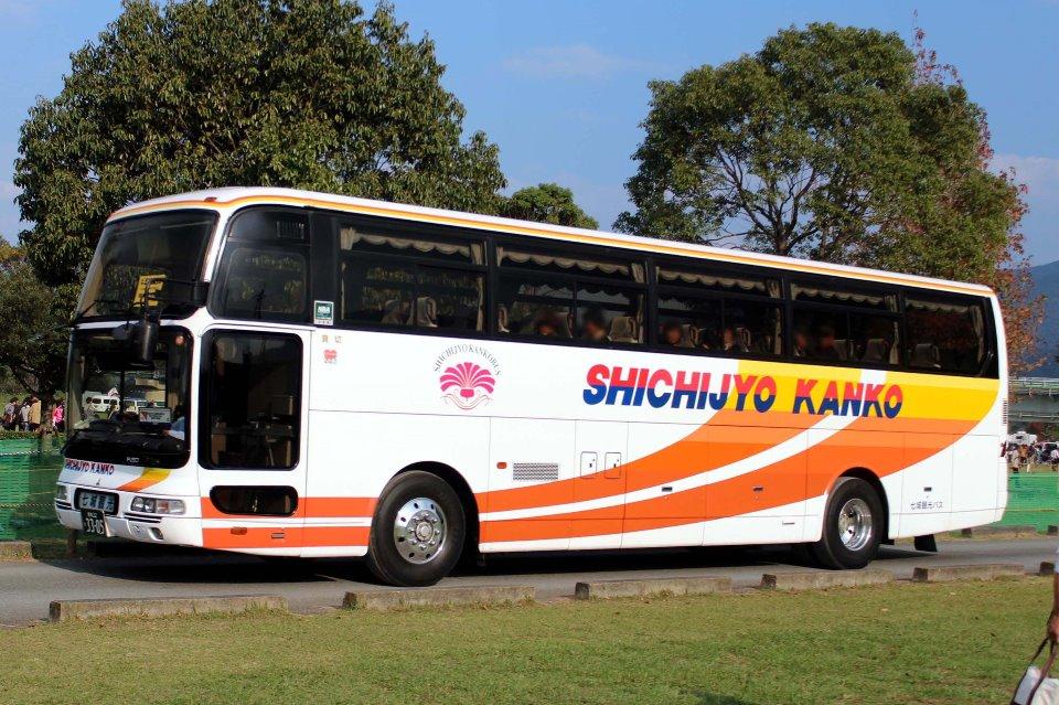 七城観光バス か3305