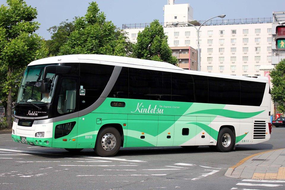 近鉄バス 8915