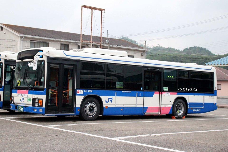 西日本JRバス 531-4950