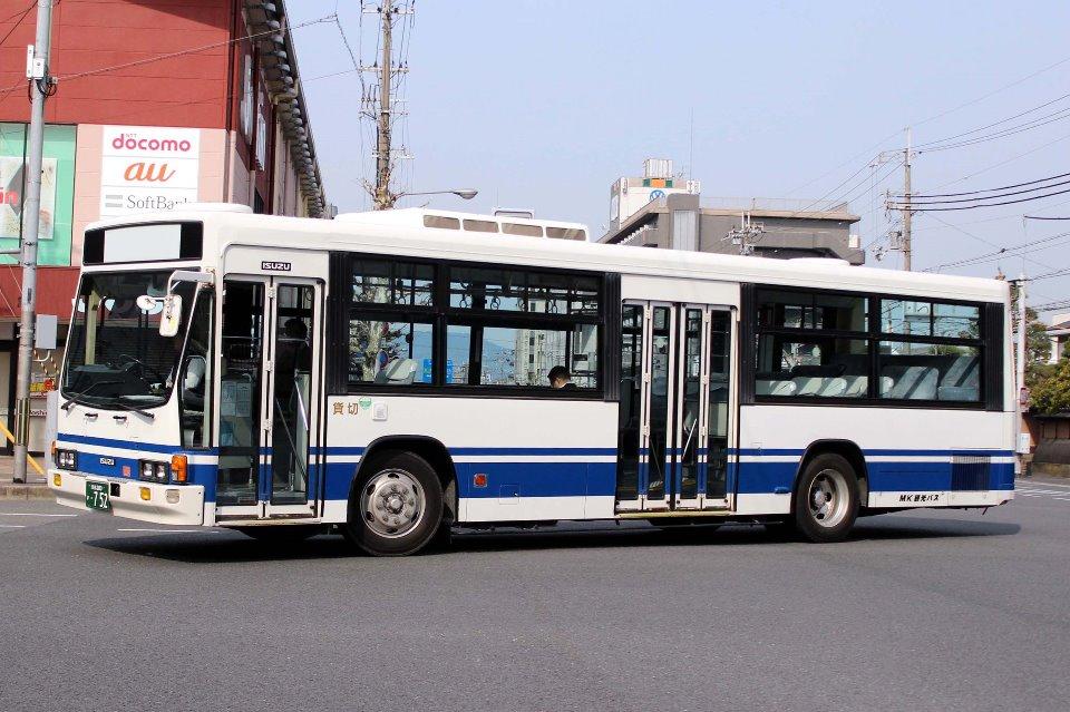 MK観光バス か752