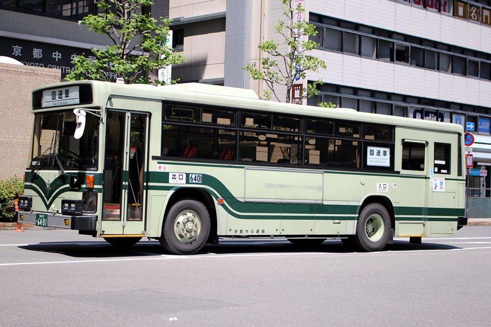 京都市交通局 か6401