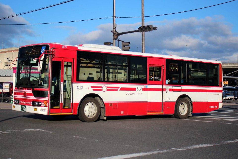 京都京阪バス 0371