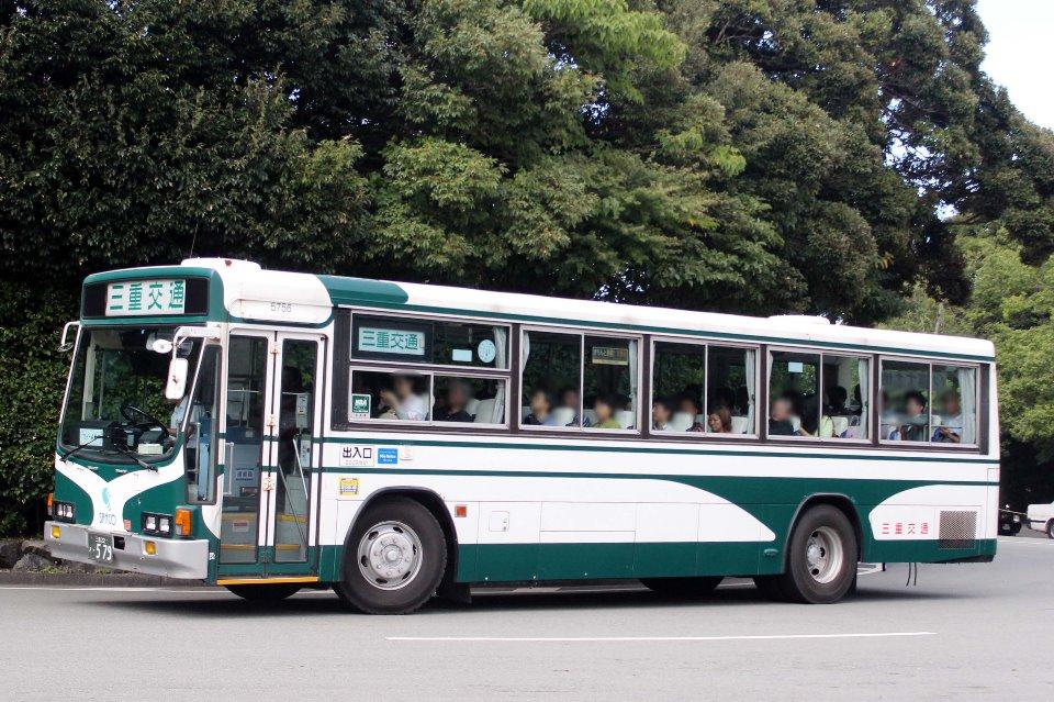 三重交通 5754