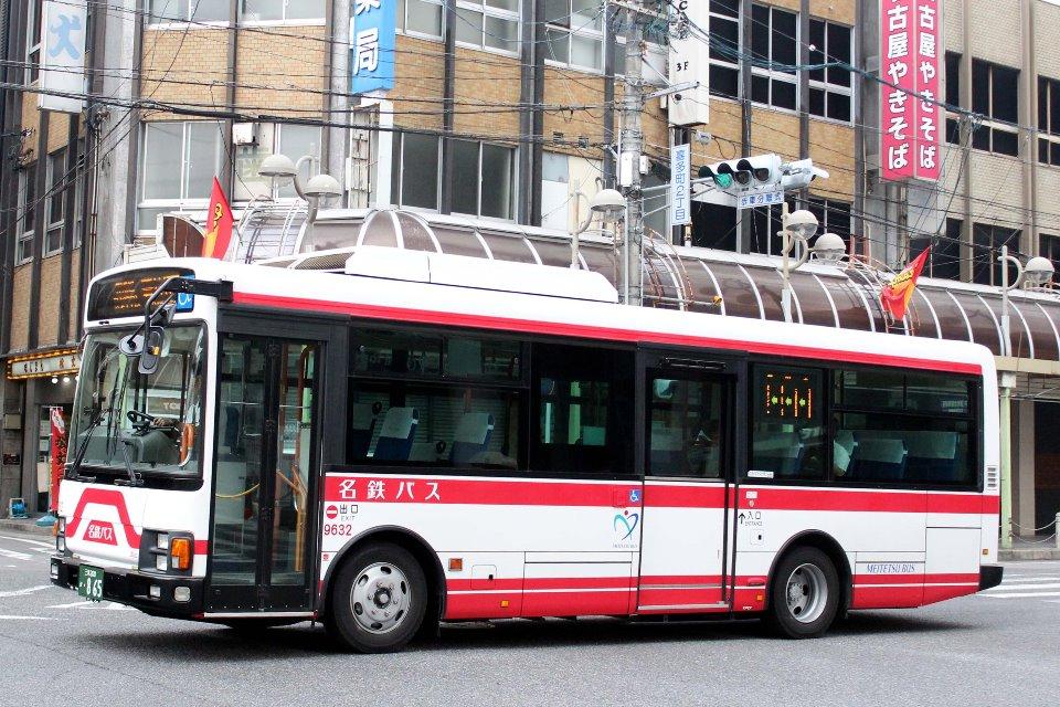 名鉄バス か865