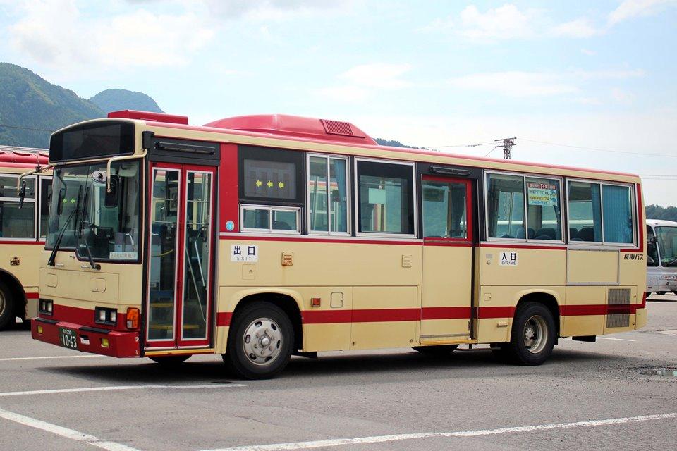 長電バス か1063