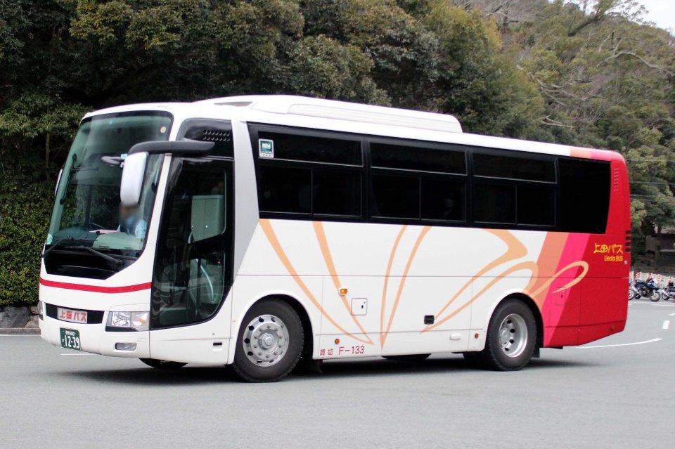 上田バス F-133
