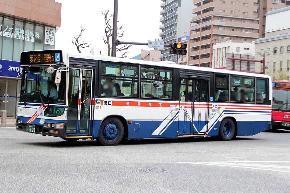 長崎自動車 4107