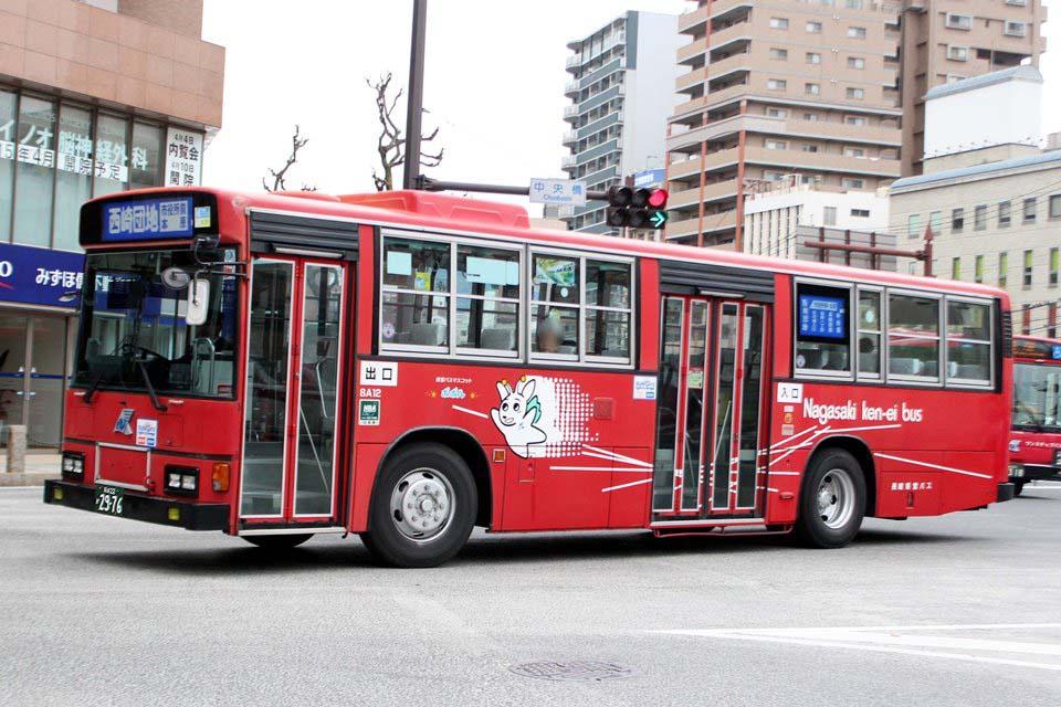 長崎県交通局 8A12