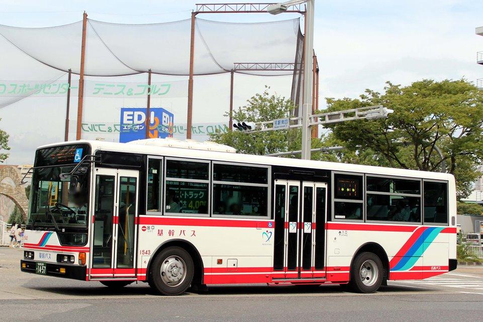 名鉄バス 1543
