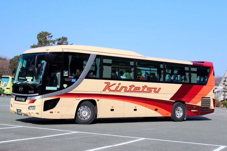 名阪近鉄バス か1481
