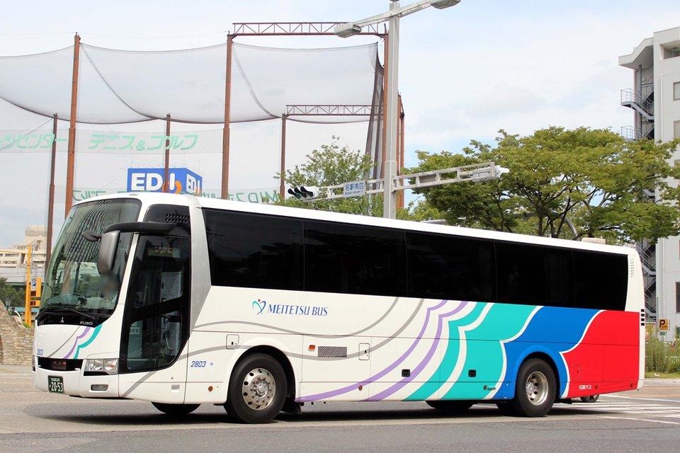 名鉄バス 2803