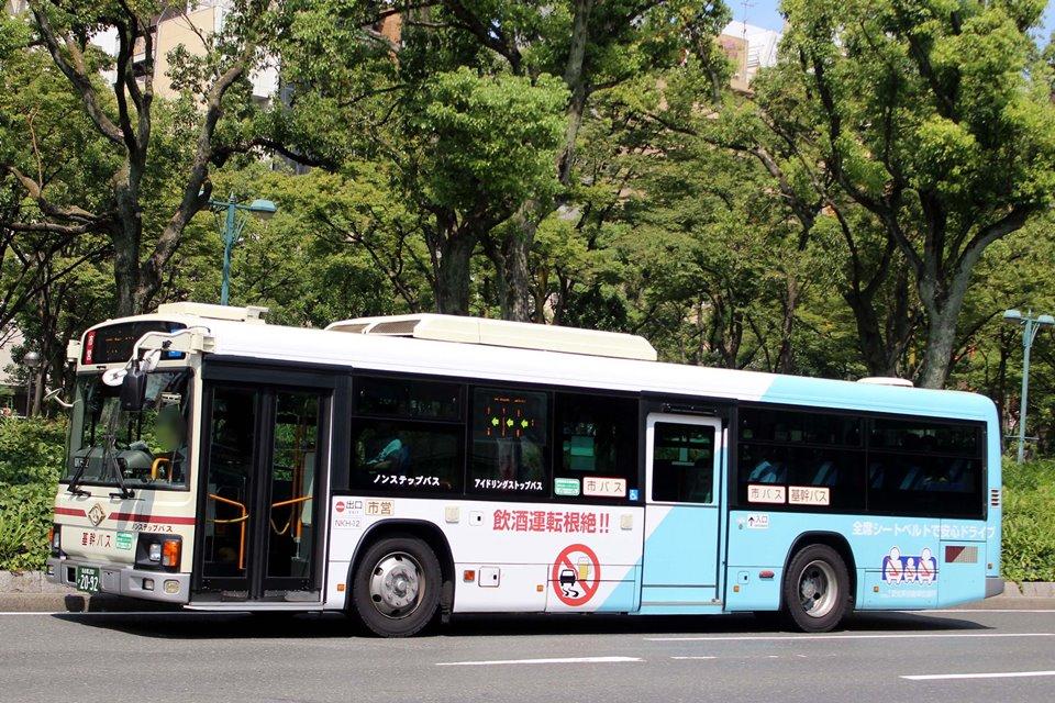 名古屋市交通局 NKH-12