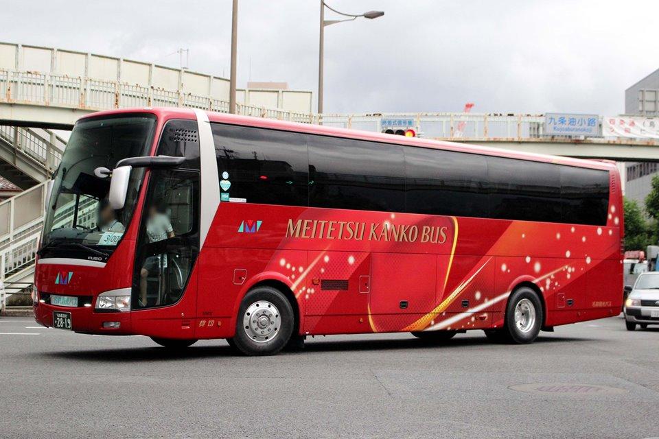 名鉄観光バス 10801