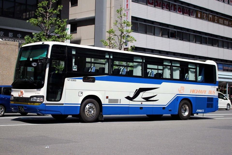 JR東海バス 747-03955