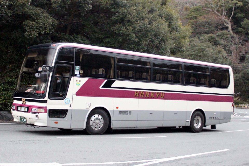 阪急観光バス 835