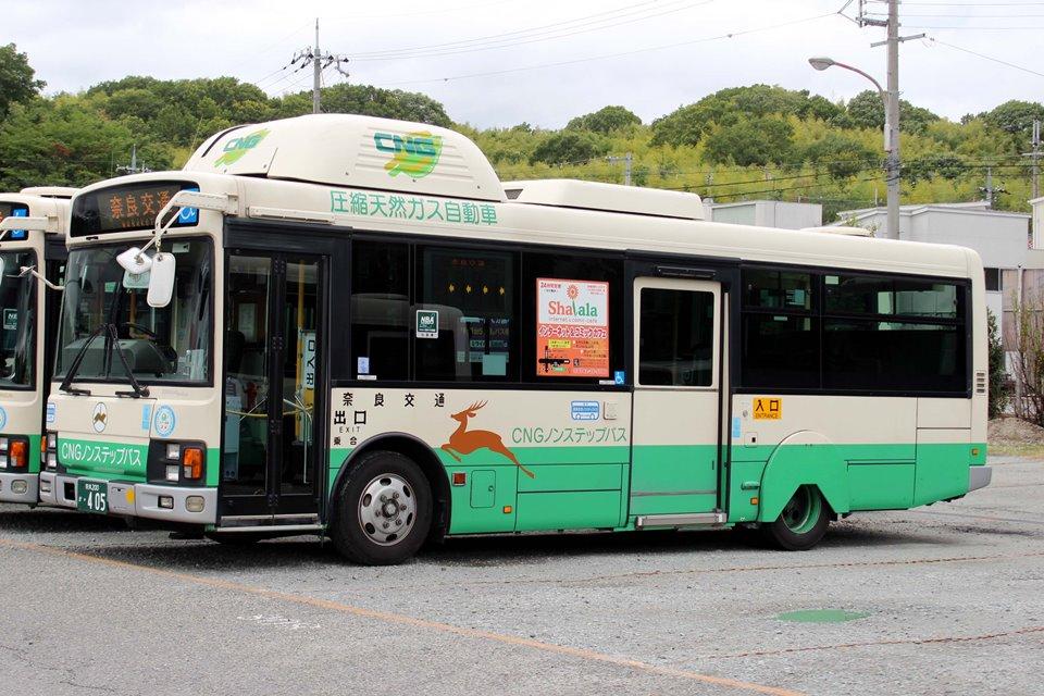 奈良交通 か405