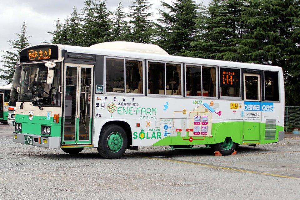 奈良交通 か560