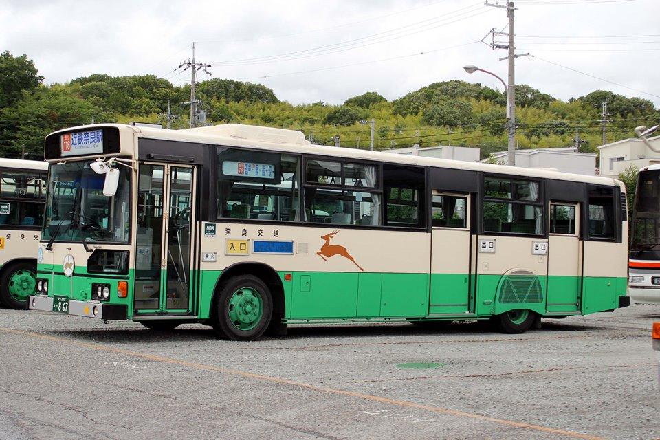 奈良交通 か867