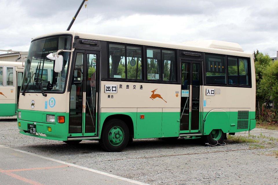 奈良交通 き620
