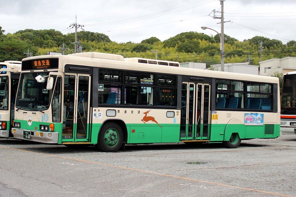 奈良交通 き660