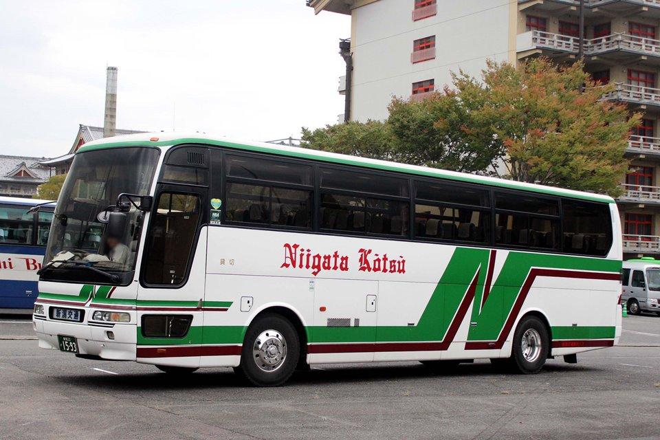 新潟交通観光バス か1593