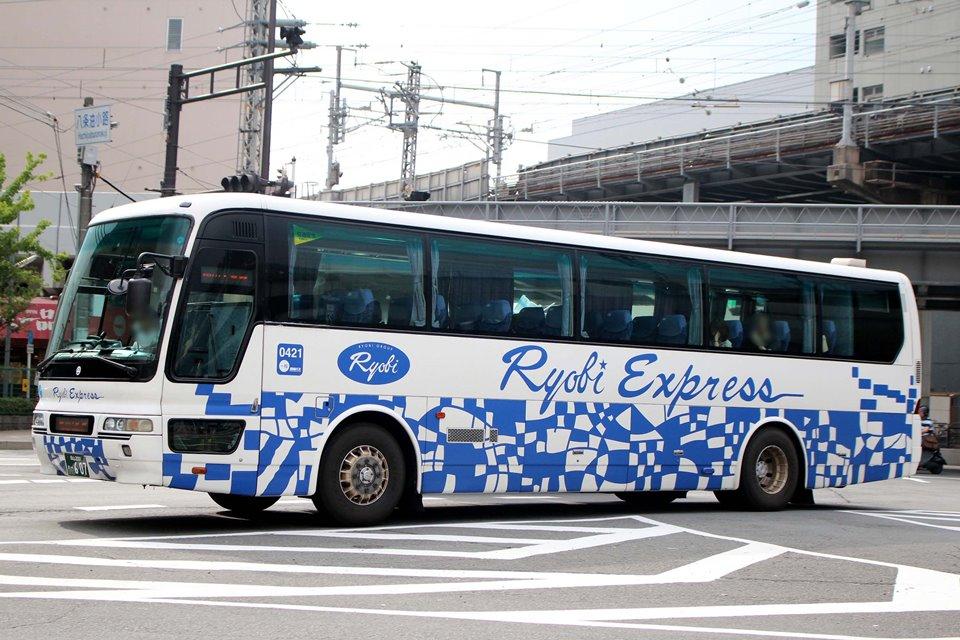 両備バス 0421