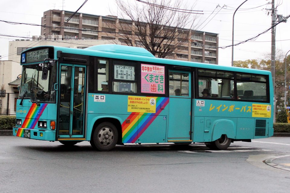 近鉄バス 1301