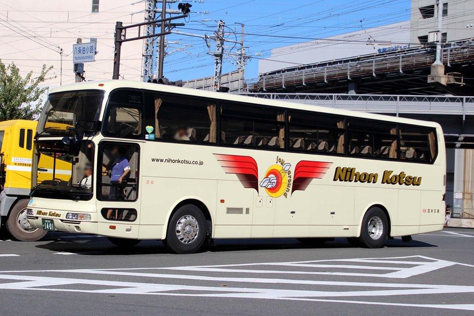 日本交通 121