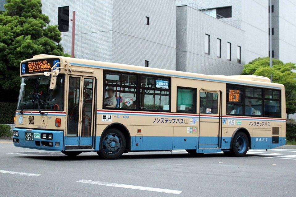 阪急バス 499