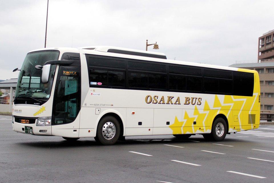 大阪バス え102