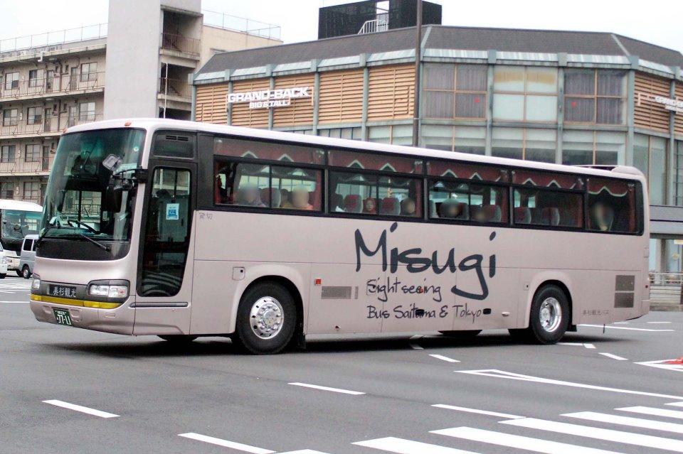 美杉観光バス あ7711