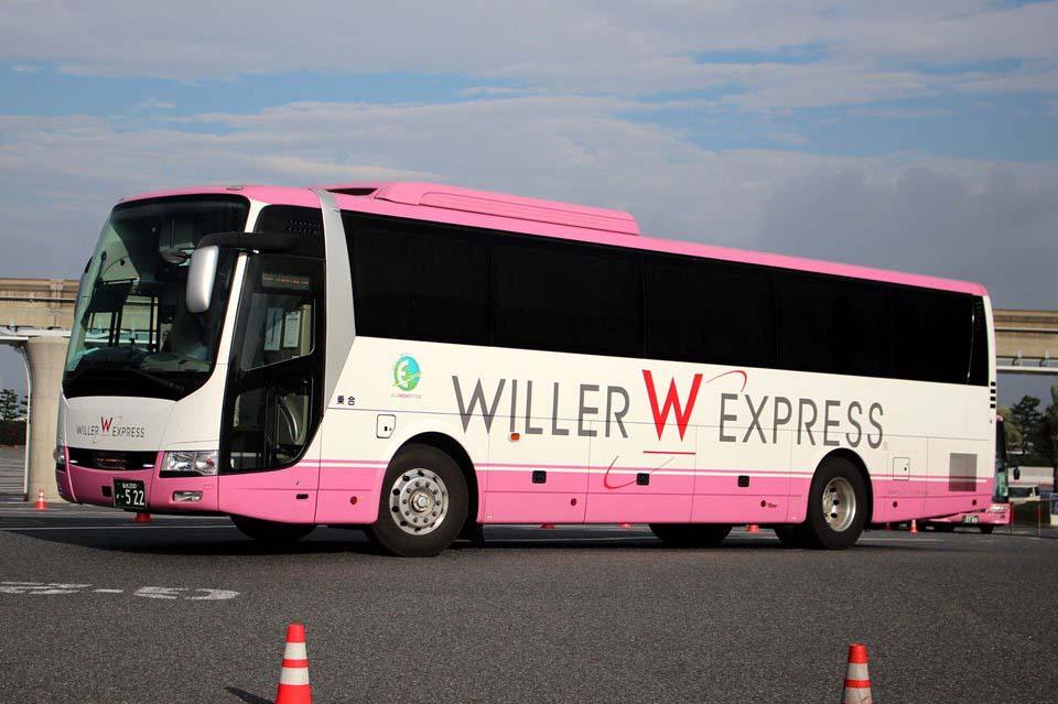 南部WILLER EXPRESS か522