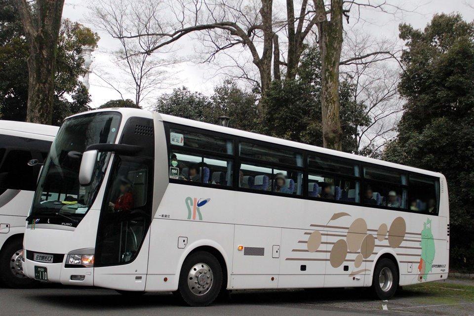 庄内交通観光バス か110