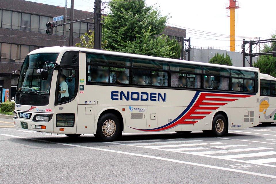 江ノ電バス藤沢 711