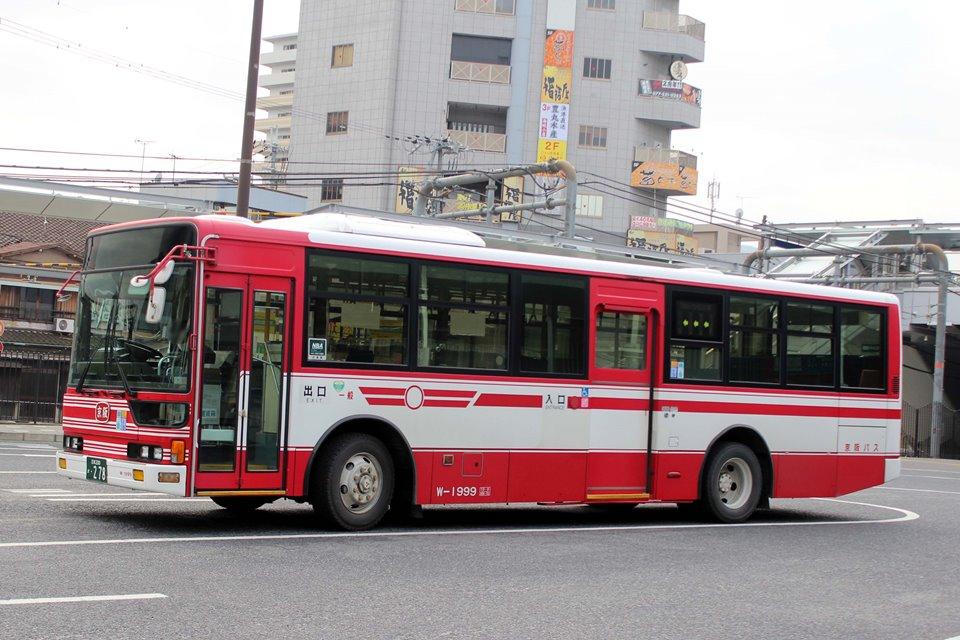 京阪バス W-1999