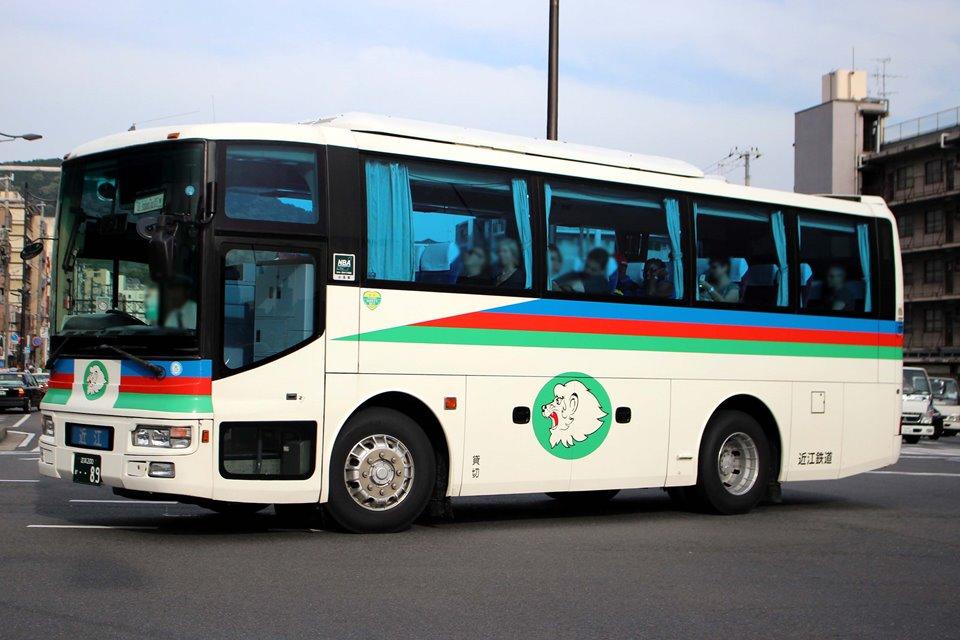 近江鉄道 か89