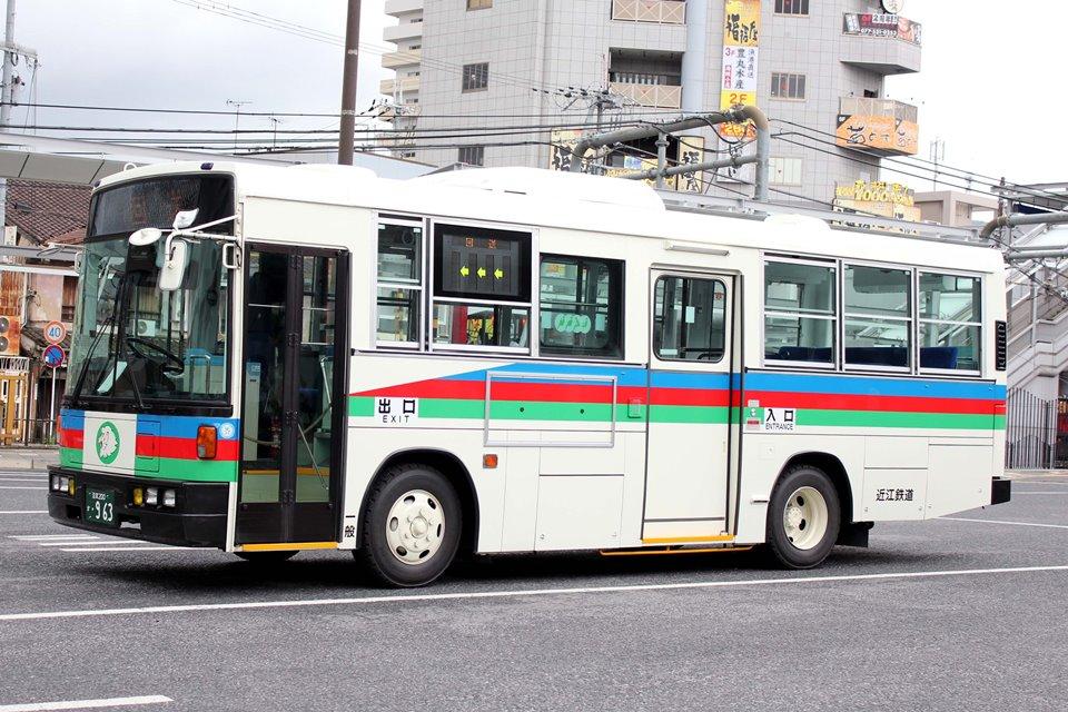 近江鉄道 か963