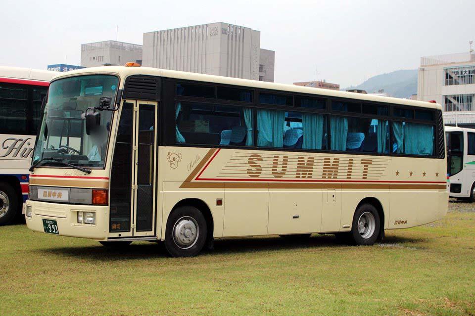 滋賀中央観光バス か993