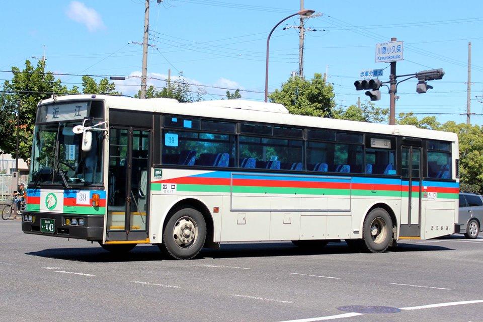 近江鉄道 き443