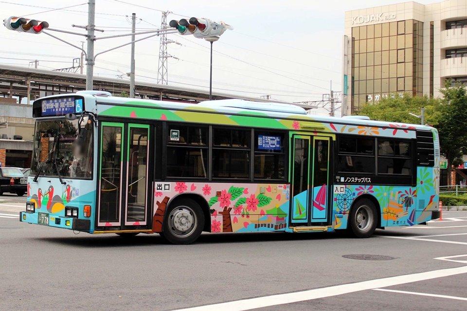 江若交通 き778